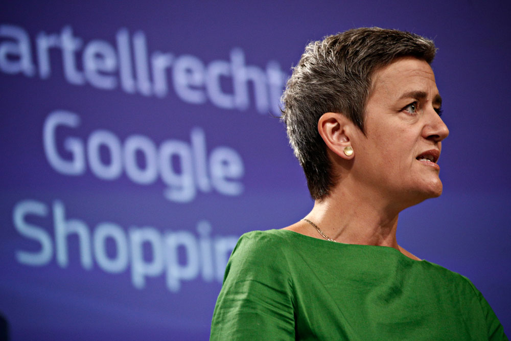 What Does the Latest Google EU Fine Mean for Marketers?