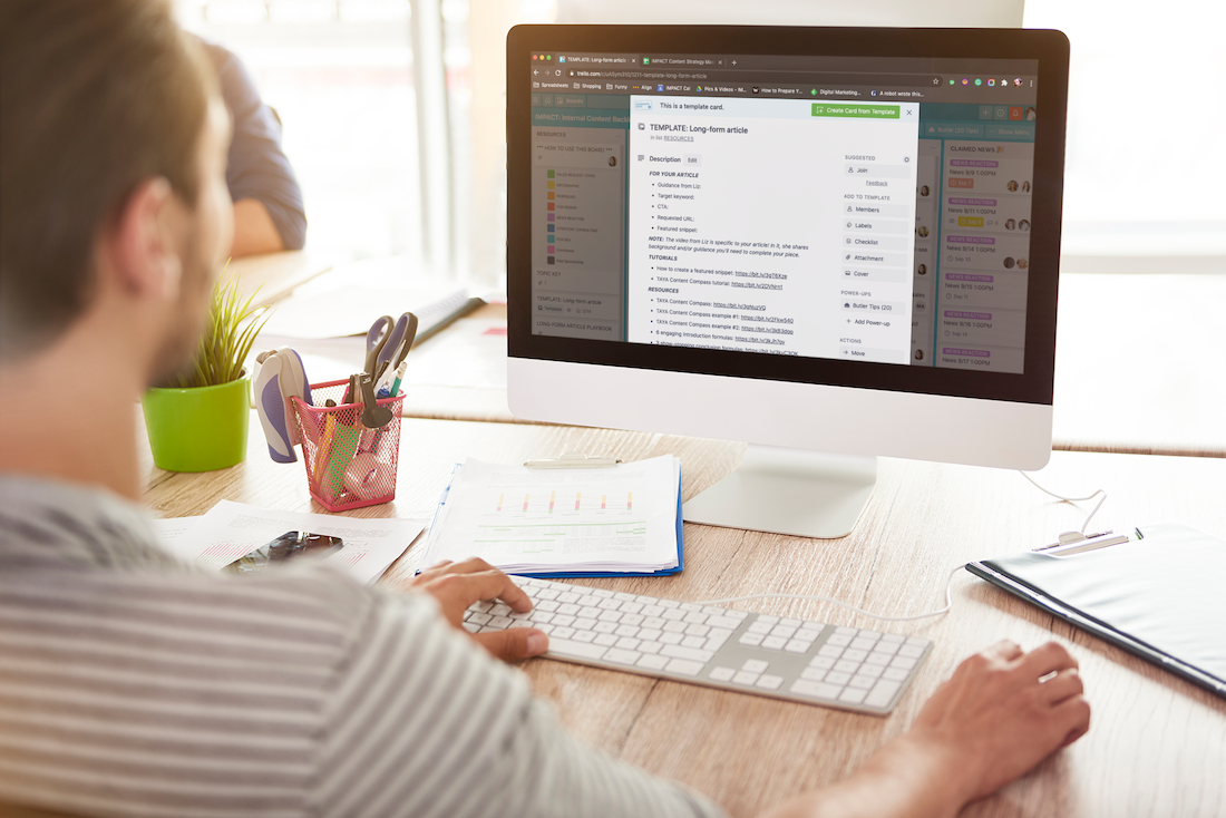 How to use Trello for your business content strategy (with examples)