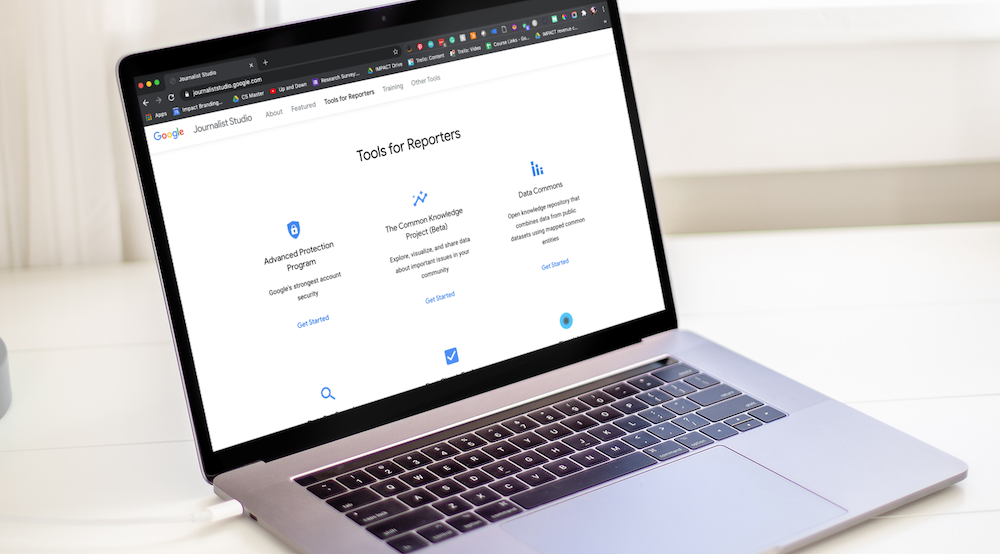 Google's Journalist Studio holds massive potential for marketers