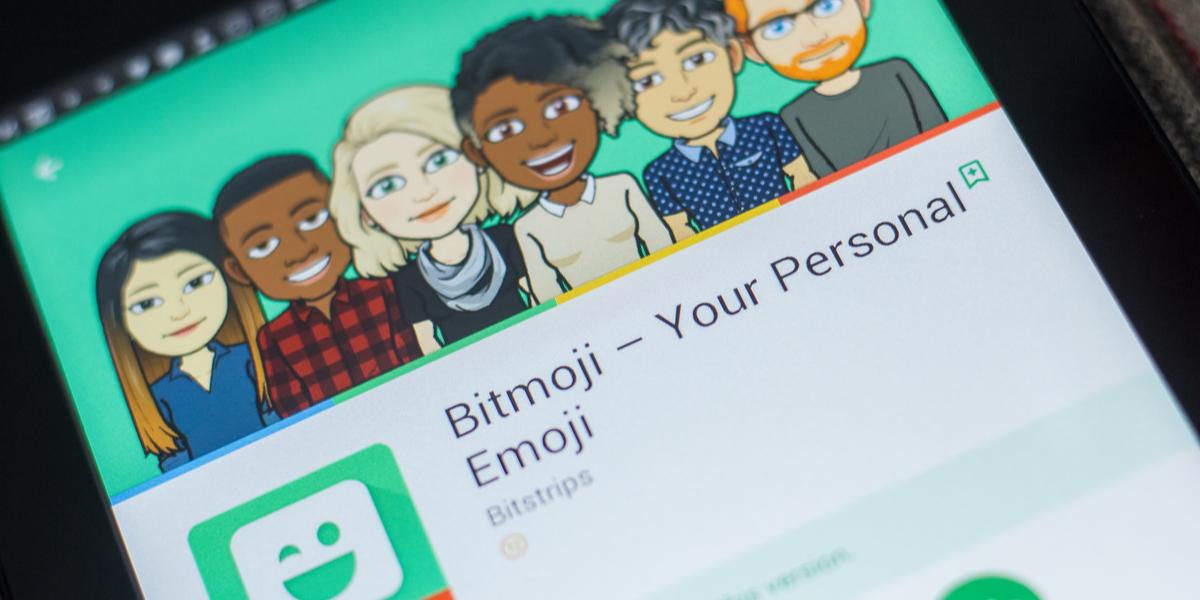Snapchat is betting big on Bitmoji fashion