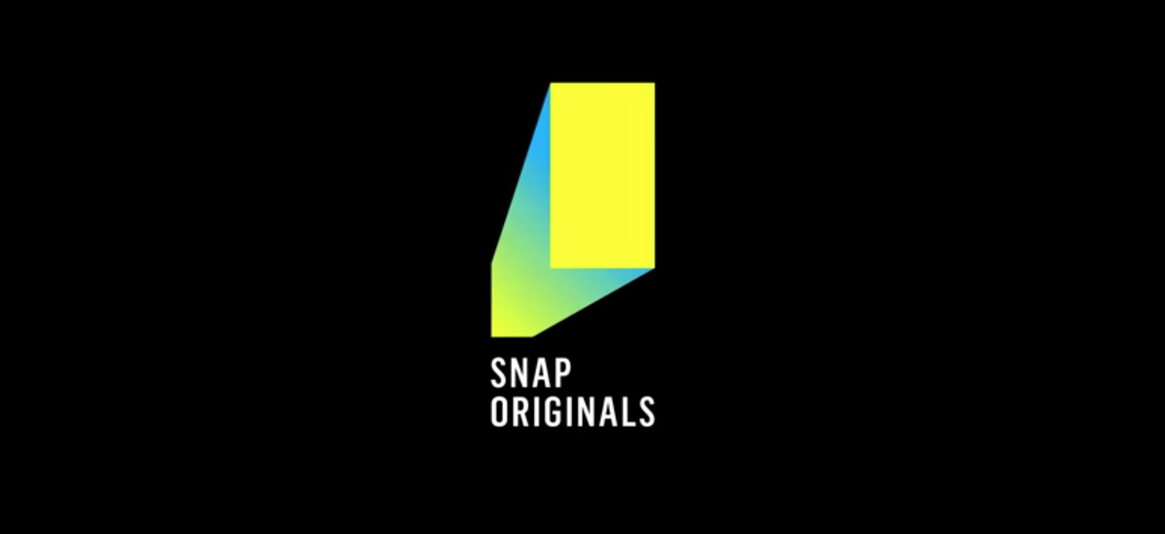 Snap Originals: A New Advertising Opportunity from Snapchat