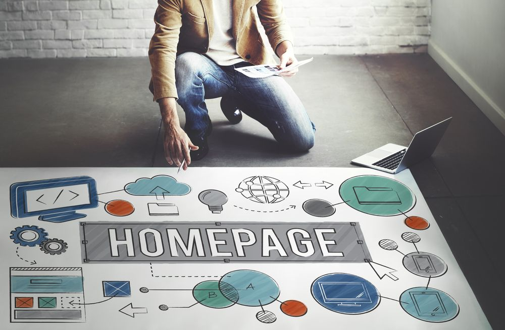 """Why the Future of Home Page Design is """"Funnel Marketing"""""""