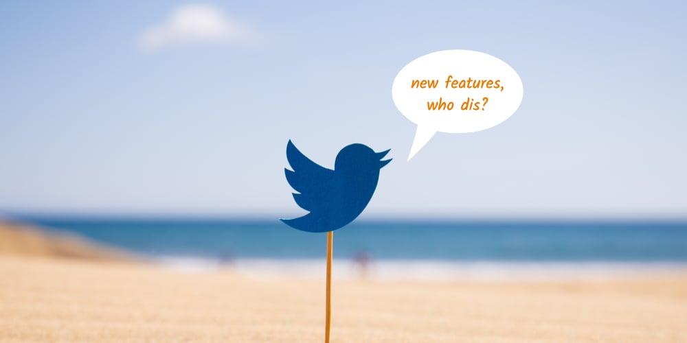 Twitter teases Super Follows, Communities; undo send tweet still a rumor