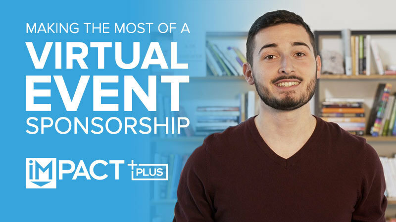 Making the most of a virtual event sponsorship