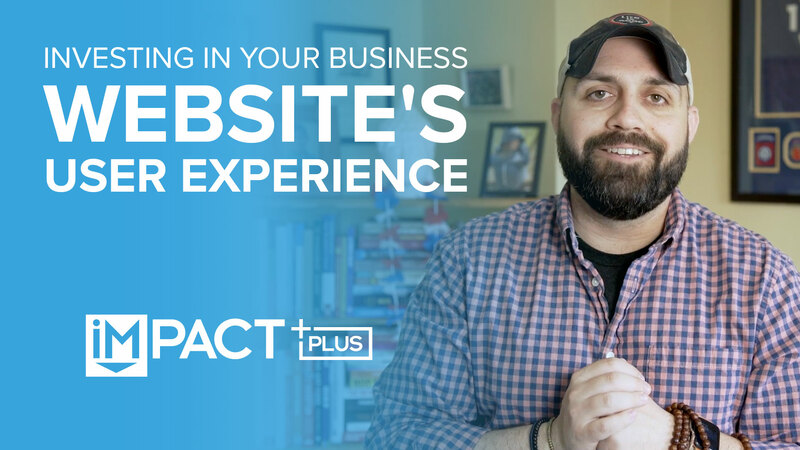 Investing in your business website's user experience