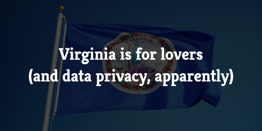 Virginia Consumer Data Protection Act (VCDPA) is now law, but so what?